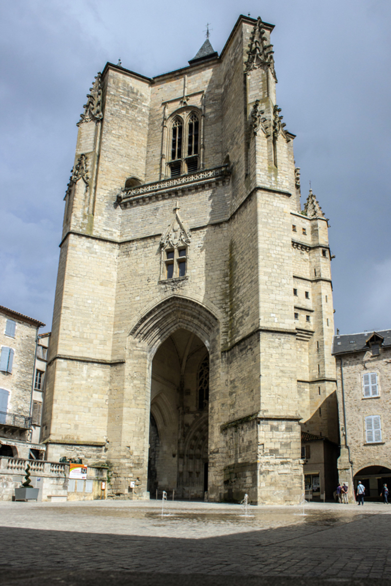 Villefranche De Lauragais: 2015 11 Villefranche De Rouergue 12